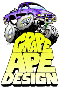 Ape design
